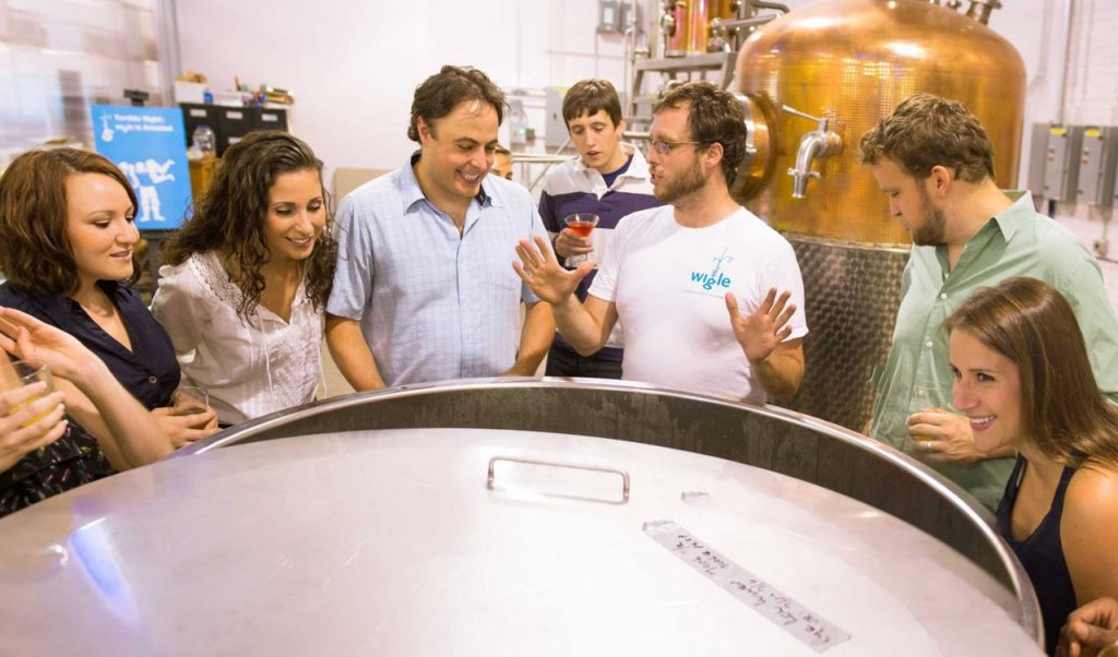 Craft the Perfect East Coast Distillery Tour