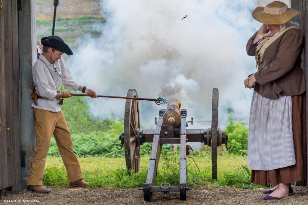 Historic Fort Stuben