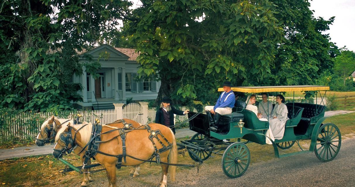 Arkansas History & Heritage Trail