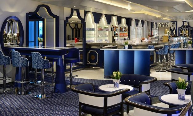 December 2018 debut of Holland America's Nieuw Statendam