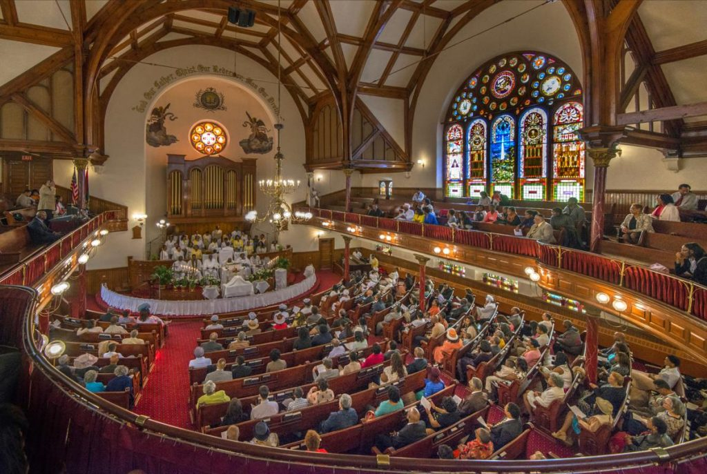 Mother Bethel A.M.E. Church