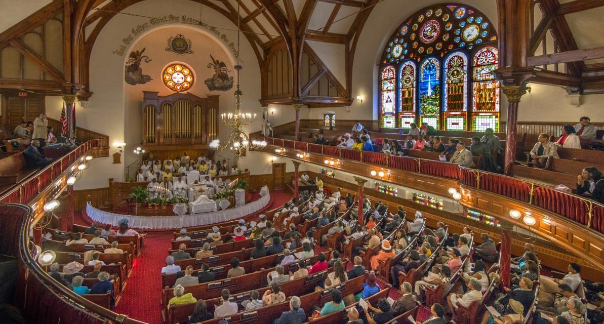 6 Historic Philadelphia Churches