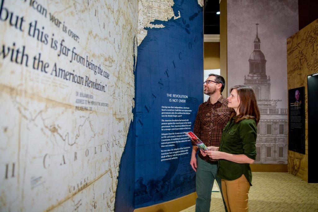 Museum of the American Revolution Photo Credit Jeff Fusco 4_1200x800