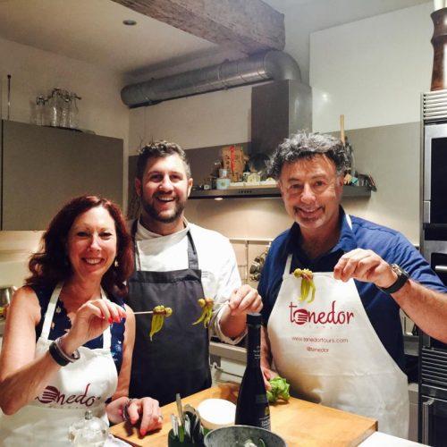 Tenedor Cooking Class