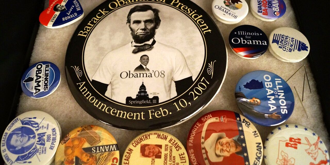 Exhibit to Spotlight Presidents with Illinois Roots