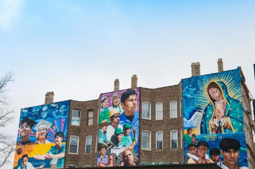 Pilsen Neighborhood