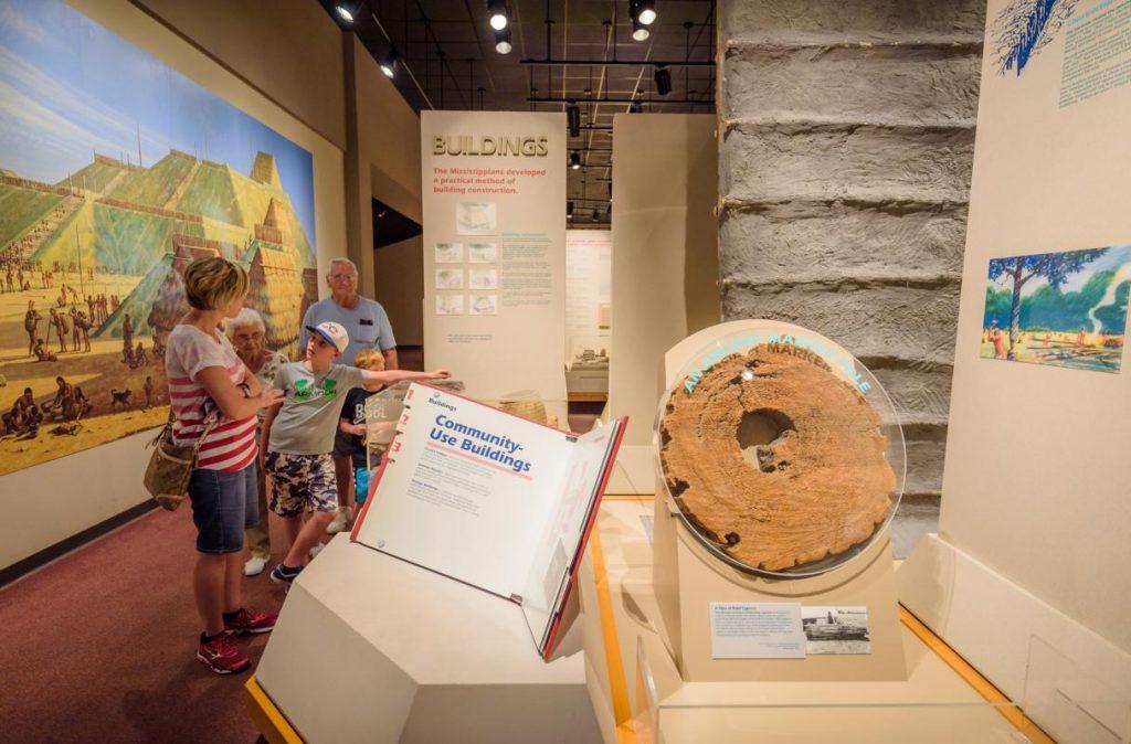 Cahokia Mounds Museum