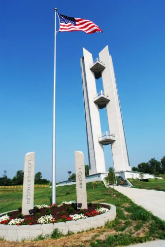 Lewis & Clark Confluence Tower