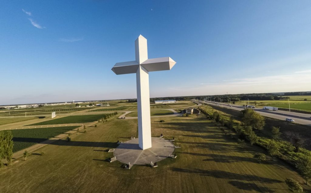 Cross at the Crossroads