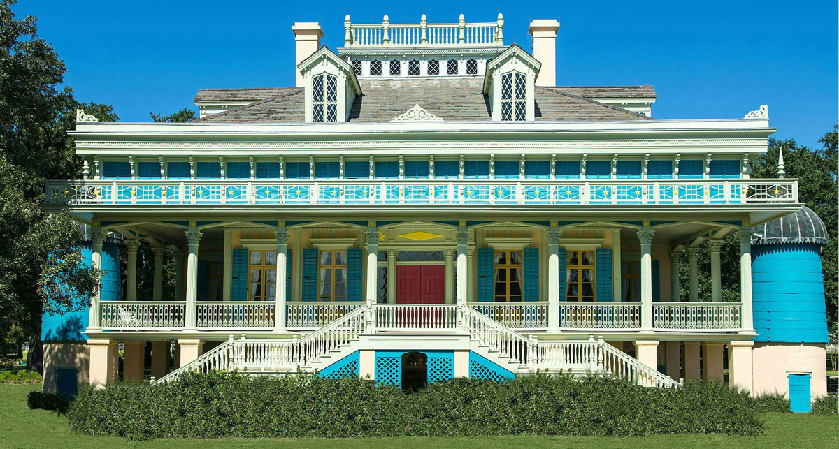 San Francisco Plantation House 1