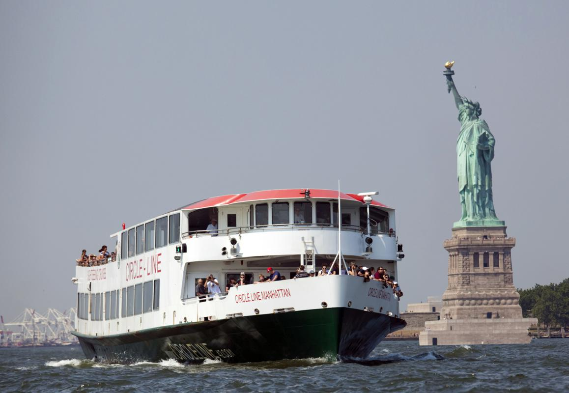 Circle Line Sightseeing Cruises—Statue of Liberty
