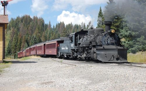 Chama, New Mexico & Antonito, Colorado