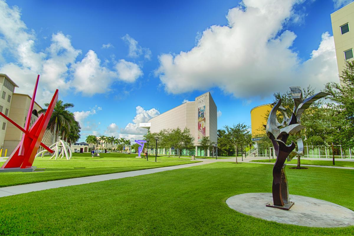 Discovering the Greater Miami Art Vibe