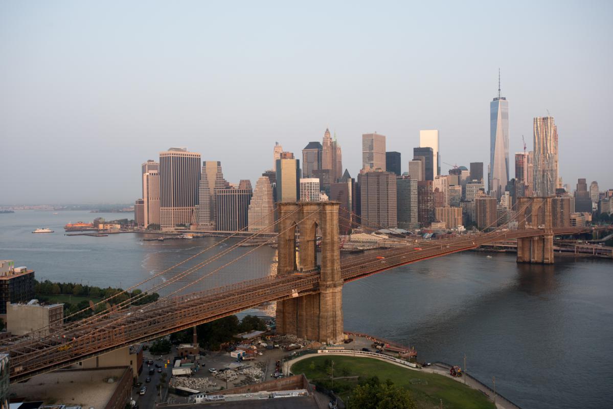 River Skyline Views, Brooklyn