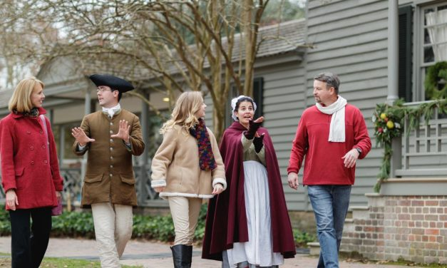 Experience the Art and Culture of Colonial Williamsburg
