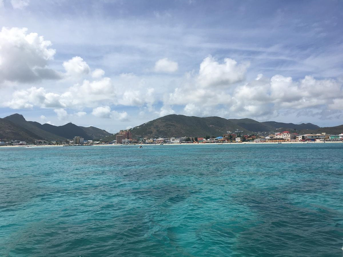 Water Taxi to Philipsburg