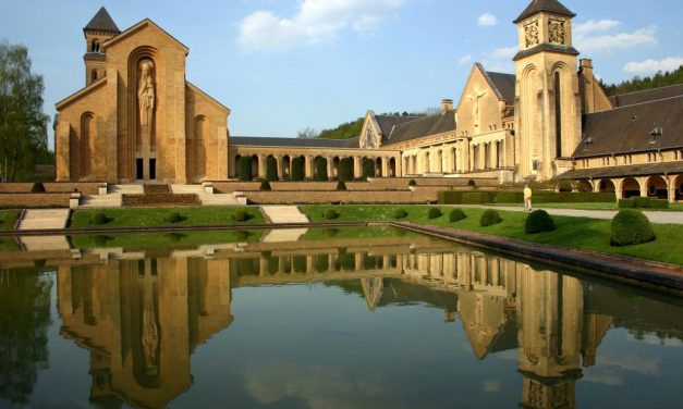 Abbeys and Monasteries in the Netherlands and Belgium