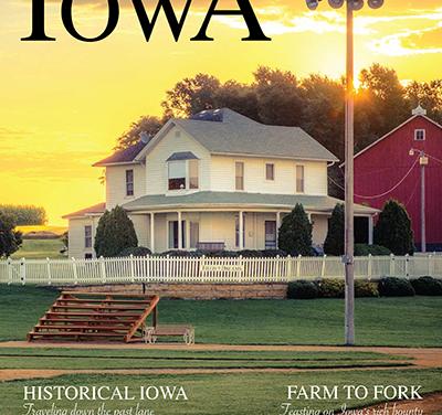 2018 Iowa Tour Guide