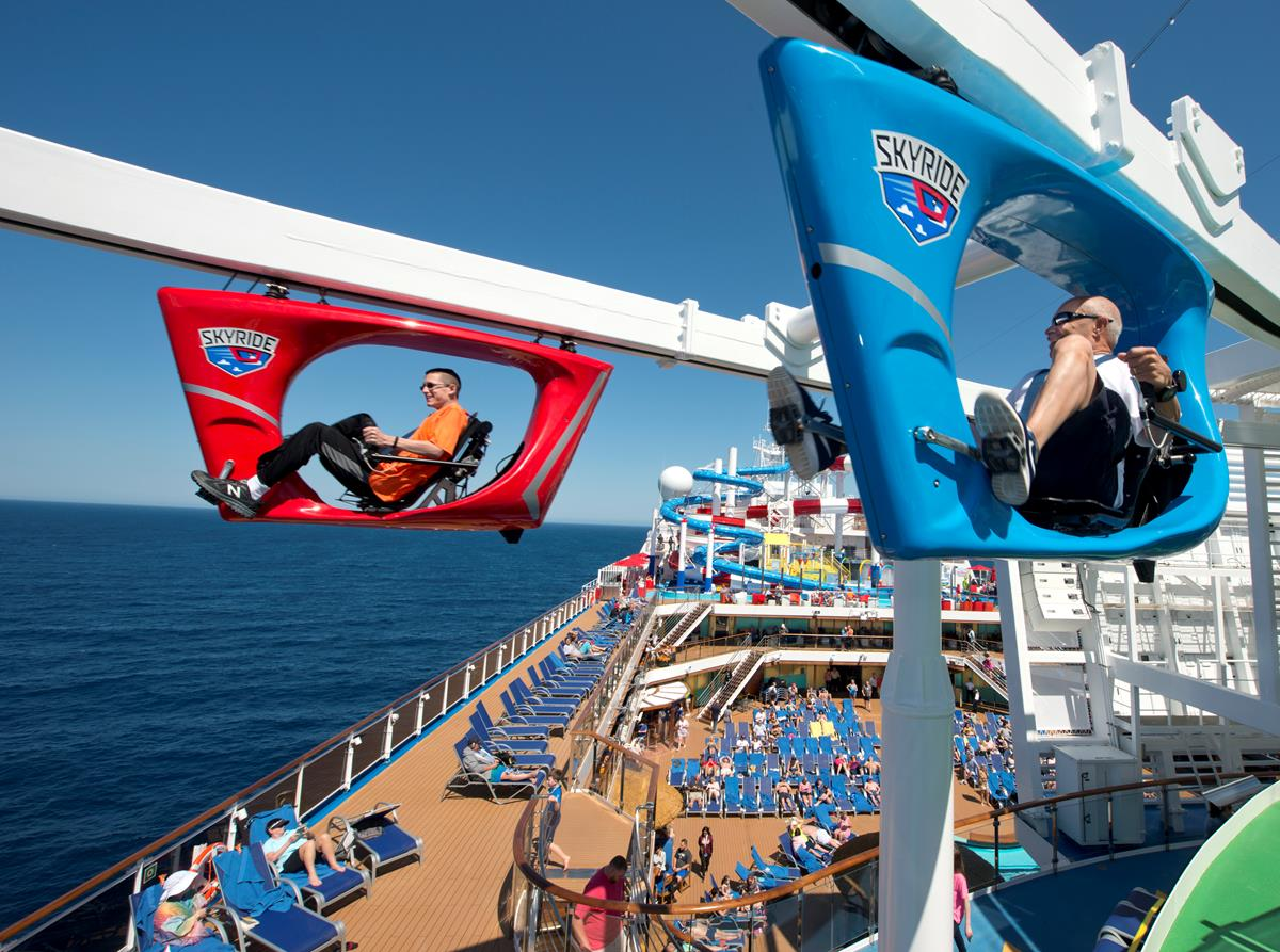 Carnival Horizon Sky Ride