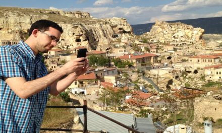 Living as a Pampered Cave Dweller in Cappadocia