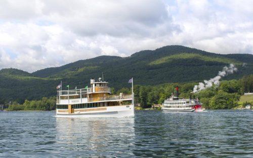 Lake George Steamboat Company & Lake George Shoreline Cruises