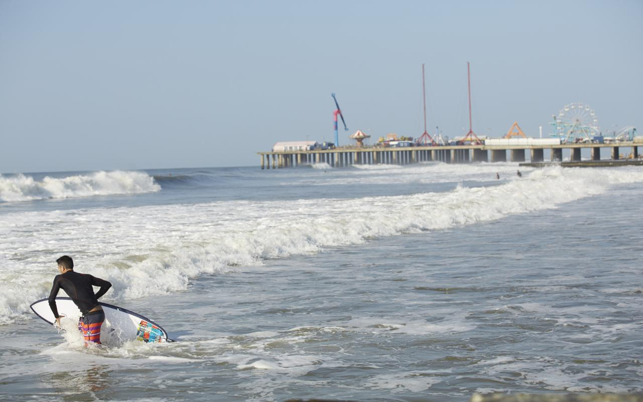 Atlantic City Beaches
