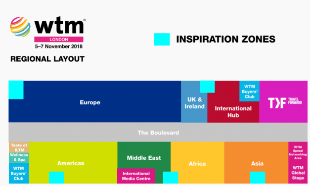 WTM London 2018 Turns the Spotlight on the Regions