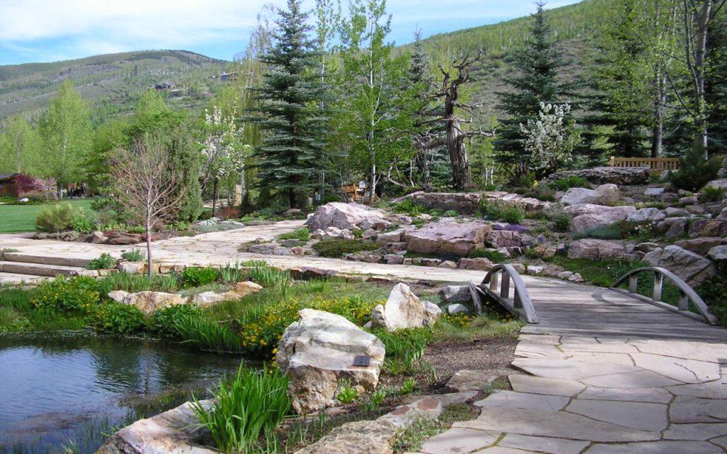 Betty Ford Alpine Gardens - Colorado botanical garden