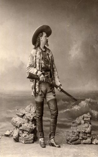 Buffalo Bill Museum Cody portrait
