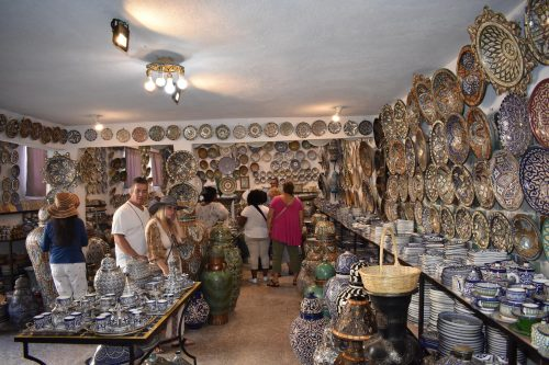 his ancient epicenter for scholars, imams and artisans, it is possible to One of a kind ceramics are a must buy.