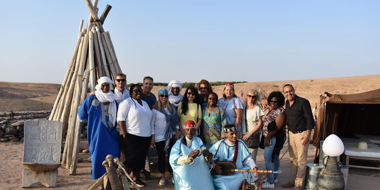 Sampling the History and Culture of Morocco
