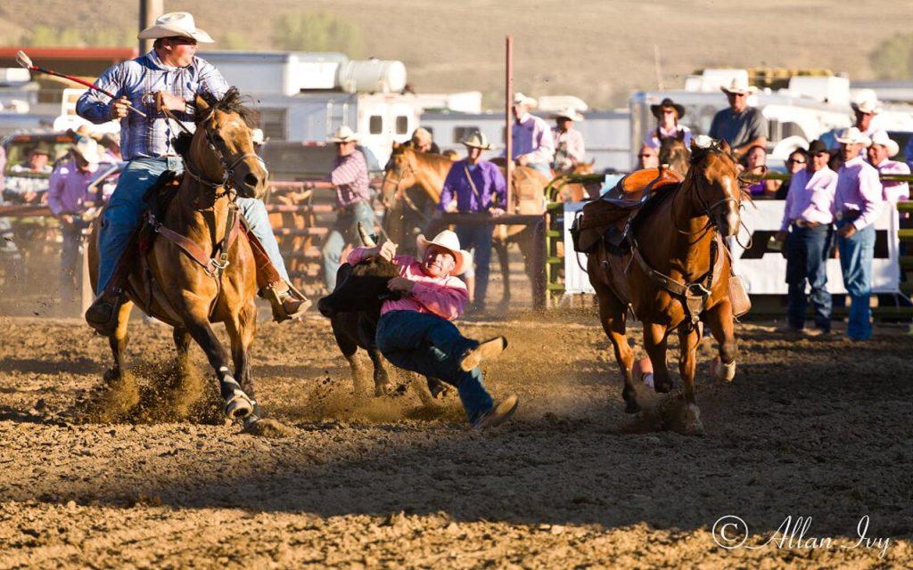 Cattleman Days - cowboy culture