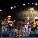 April's MerleFest in Wilkesboro, North Carolina