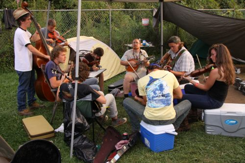 Old Time Fiddlers' Convention