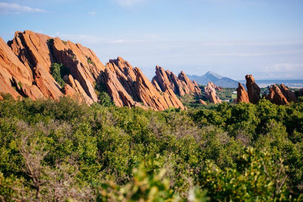 Roxborough State Park - colorado state park