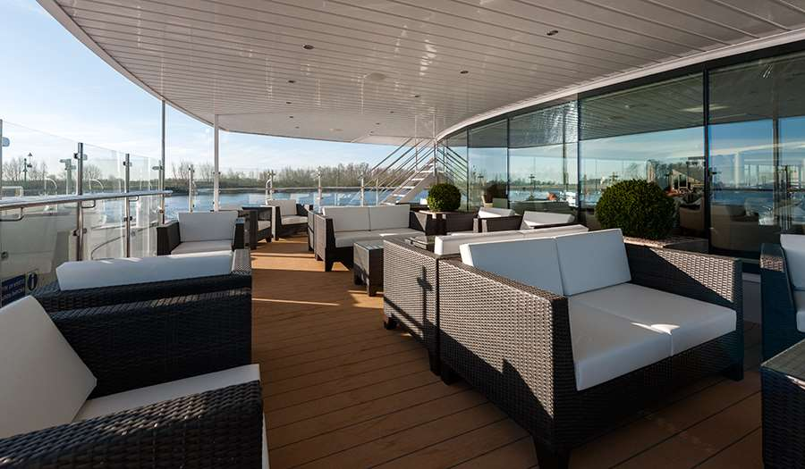 Observation Lounge Aboard the Avalon Impression. Credit