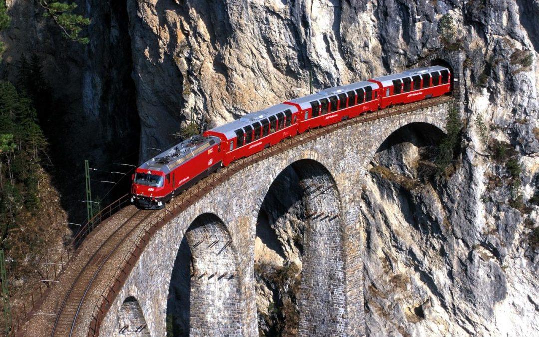 Rhaetische Bahn: Bernina Expres