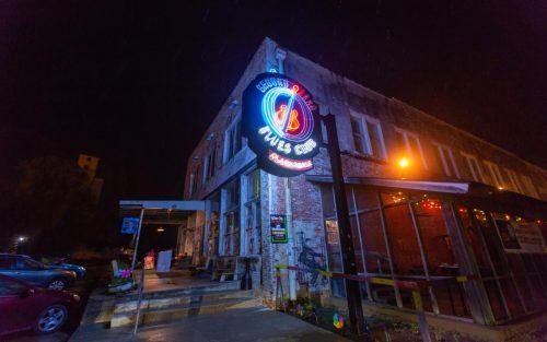 Ground Zero Blues Club
