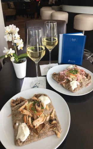 Avalon Waterways culinary