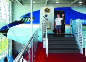 Groups Discover Educational Exhibits at Ronald Reagan Presidential Library