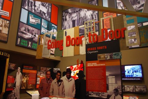Civil Rights Museum in Jackson