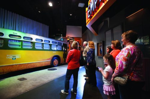 The Rosa Parks Library & Museum
