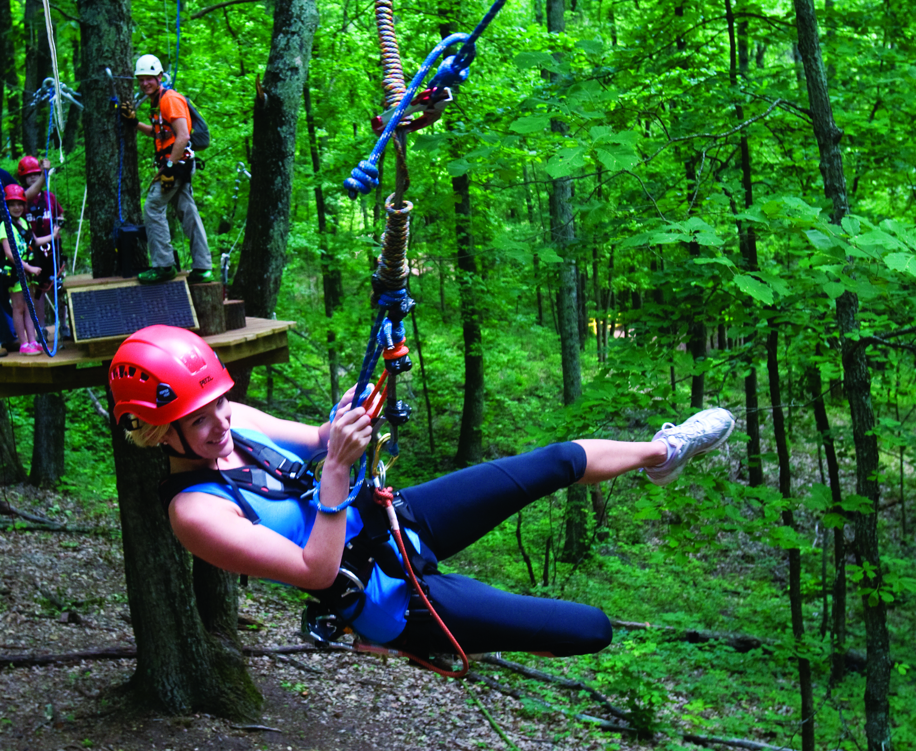 Red Mountain Zip Line