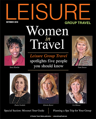 October 2018 Leisure Group Travel