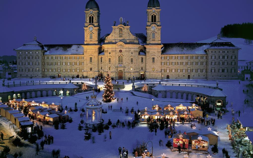 Switzerland Christmas Markets Bring Joy to the World