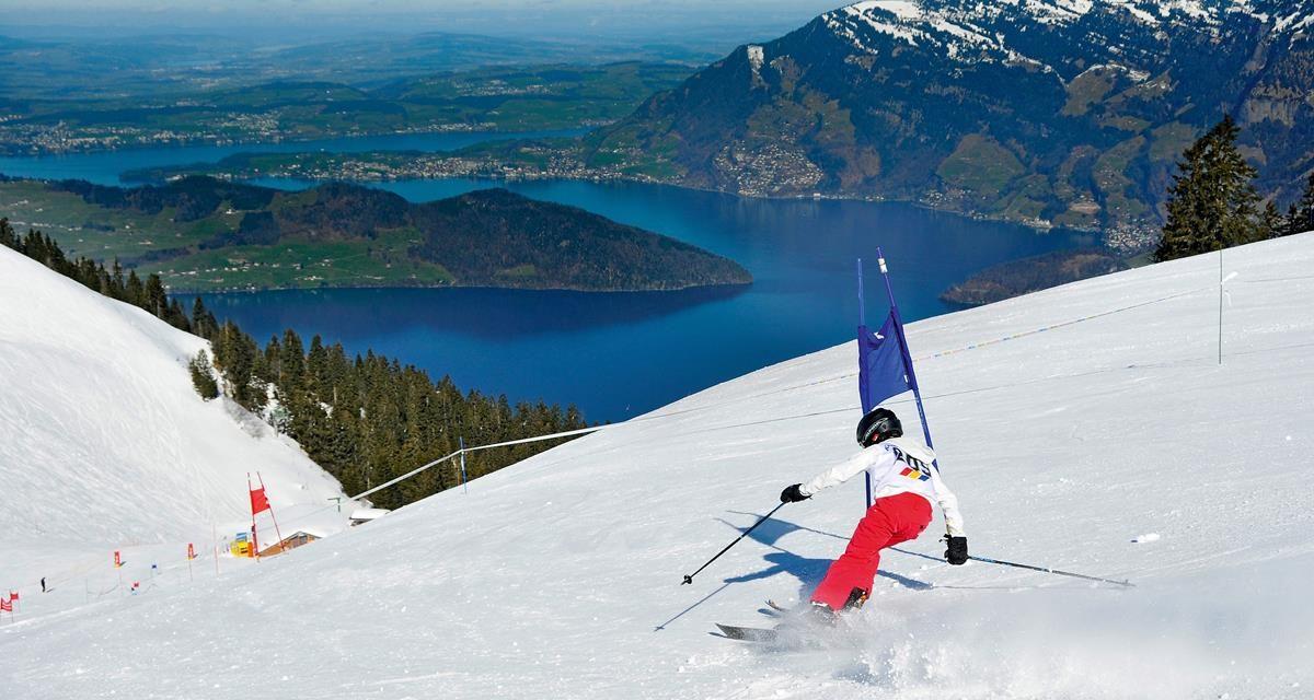 Switzerland is a Dream Winter Destination