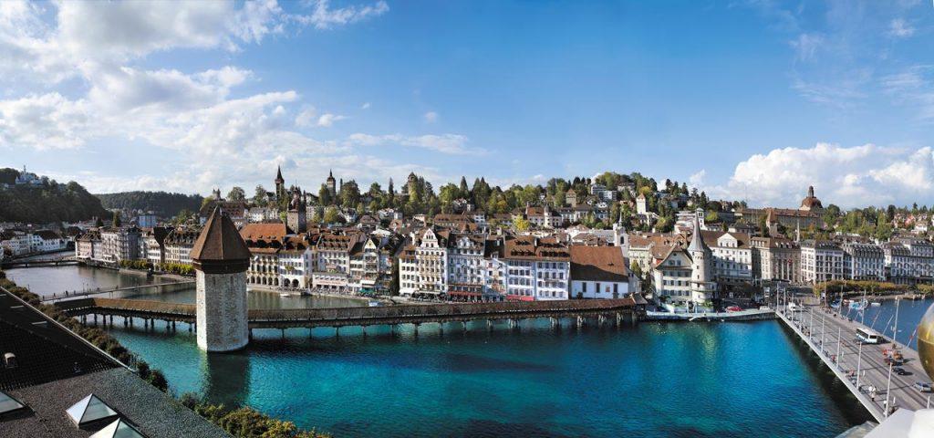 Lucerne Chapel Bridge