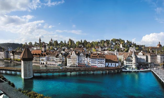 Great Churches of Lucerne