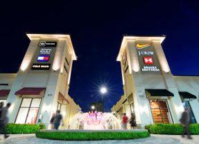 New England Development Outlet Malls
