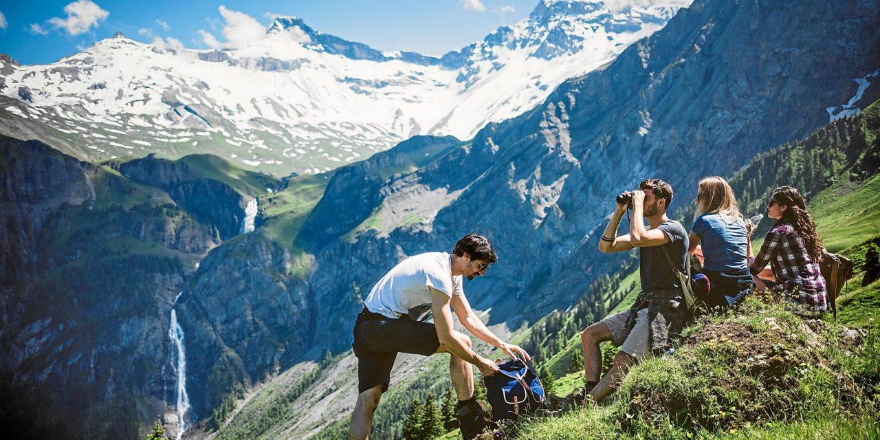 Hiking and Biking Trails Showcase Switzerland's Charming Countryside